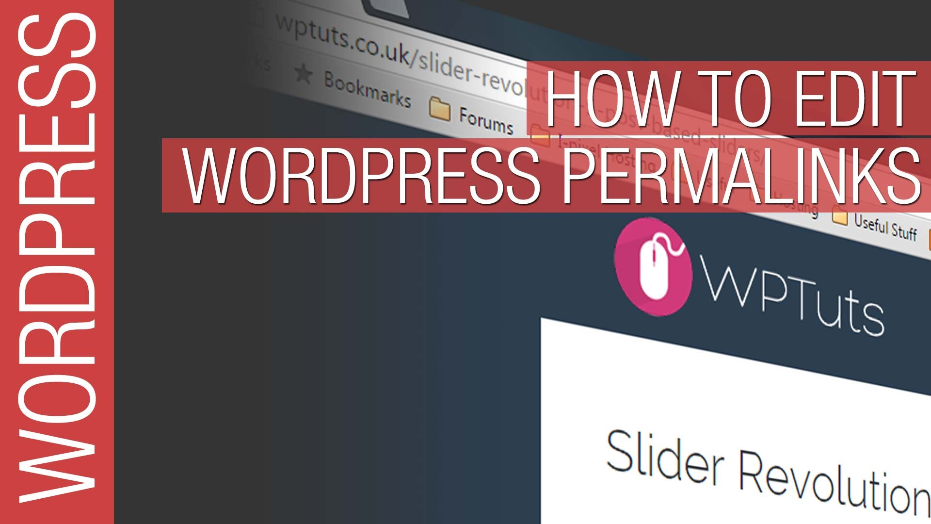How to change WordPress Permalinks