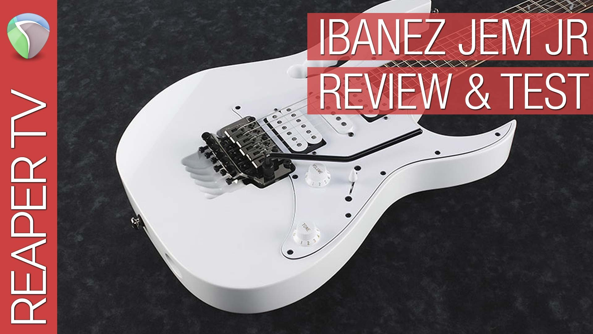 Ibanez Steve Vai Jem Jr 2015 First Impressions, Review & Playthrough