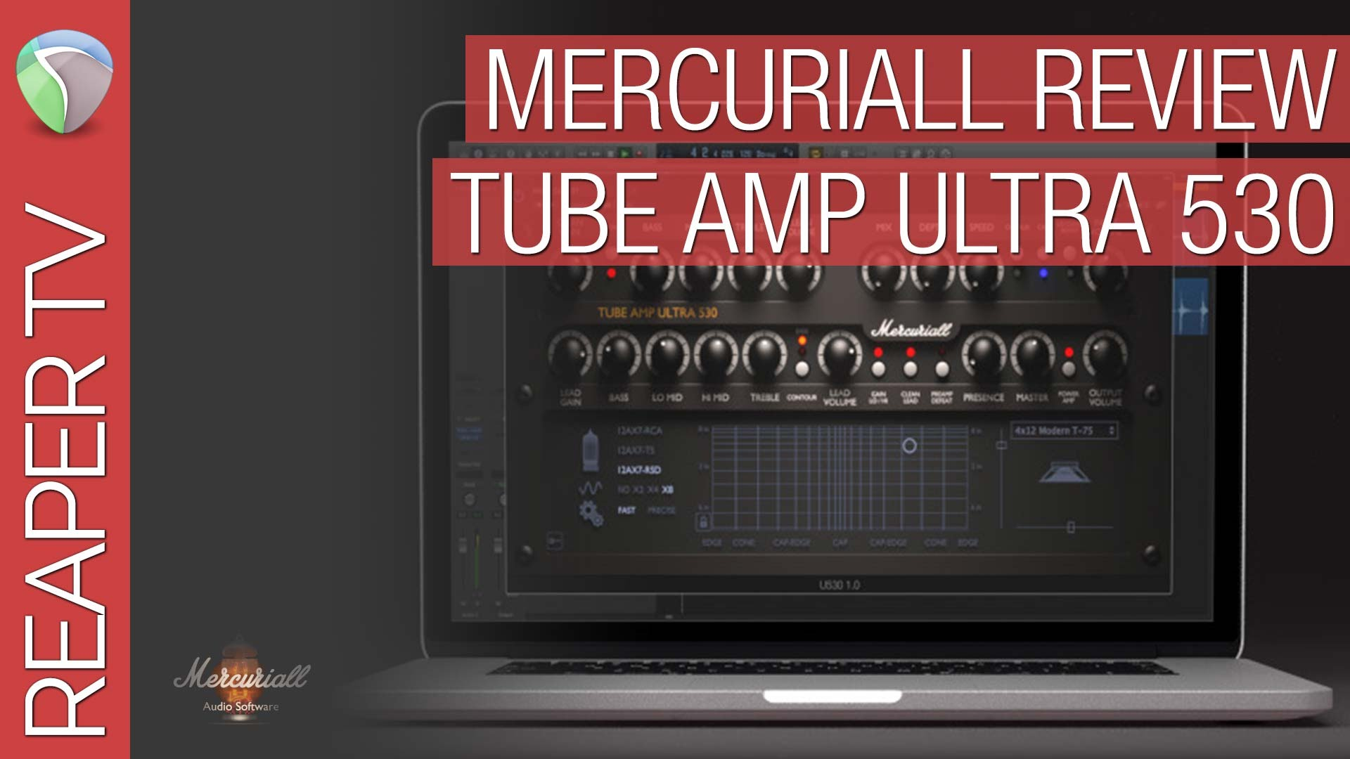 Mercuriall U530 Guitar Amp Sim Review