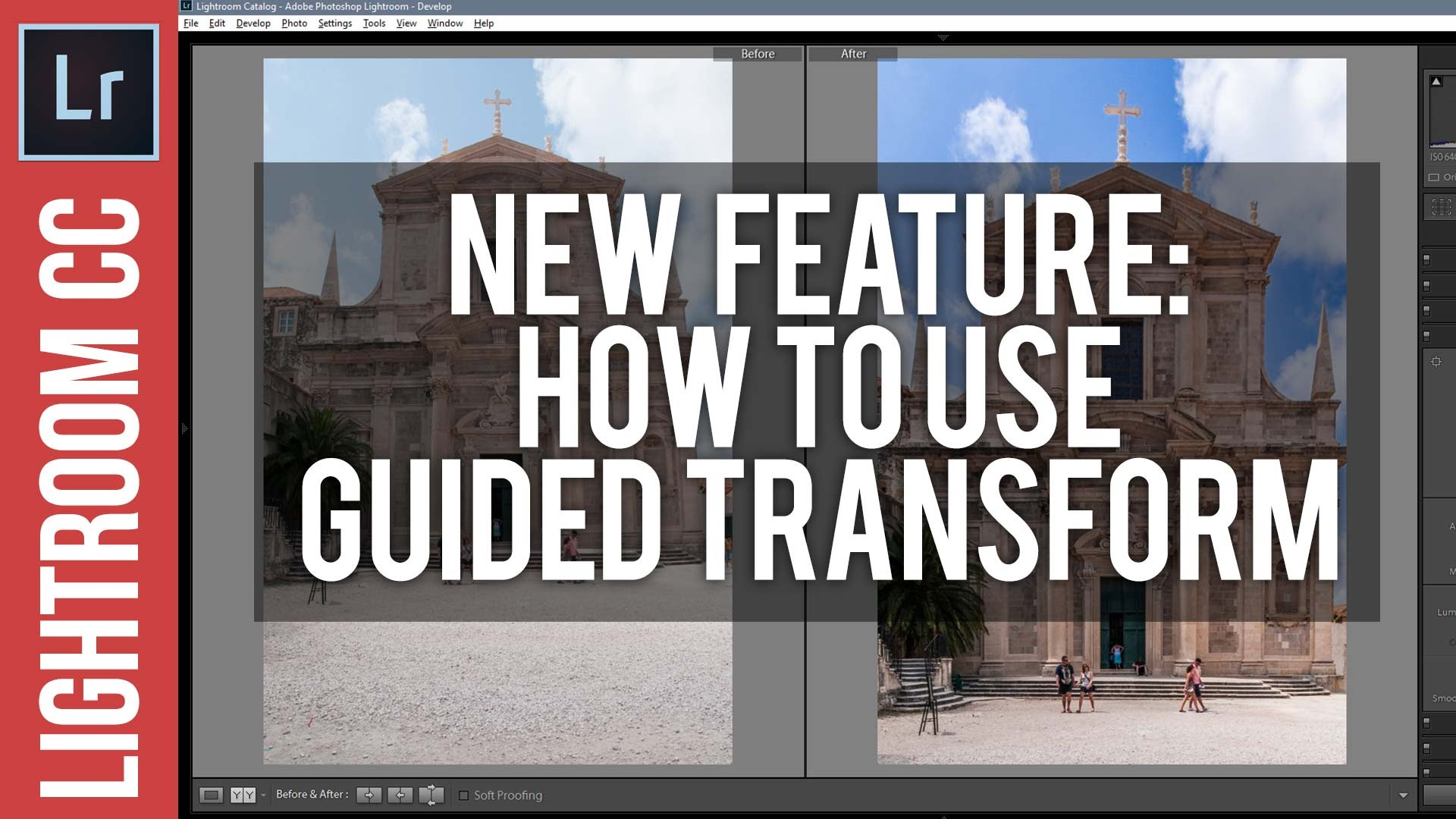 How To Use The New Guided Transform in Adobe Lightroom