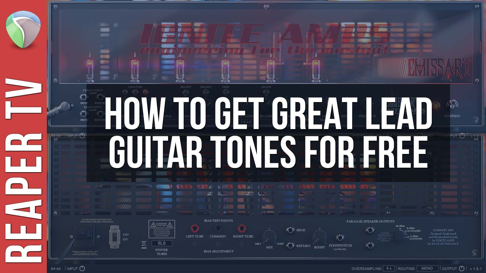 How to Get Awesome Lead Guitar Tones for Free