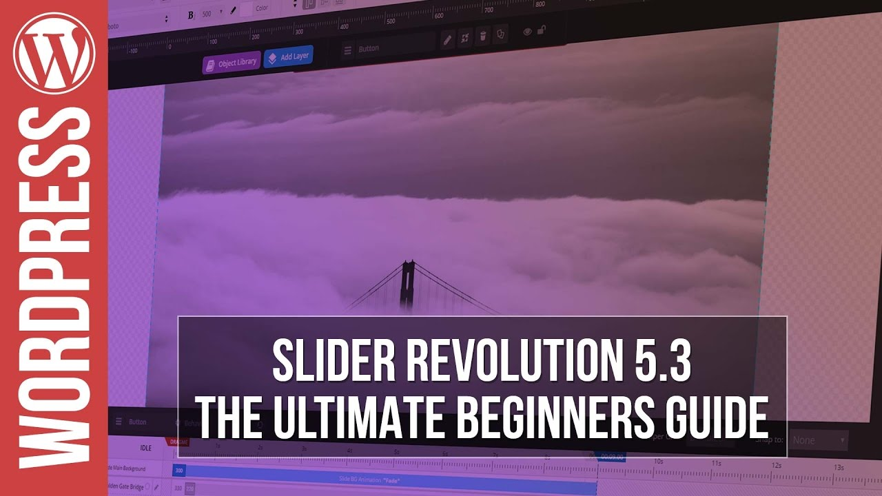 Basics of Slider Revolution 5 Plugin in WordPress