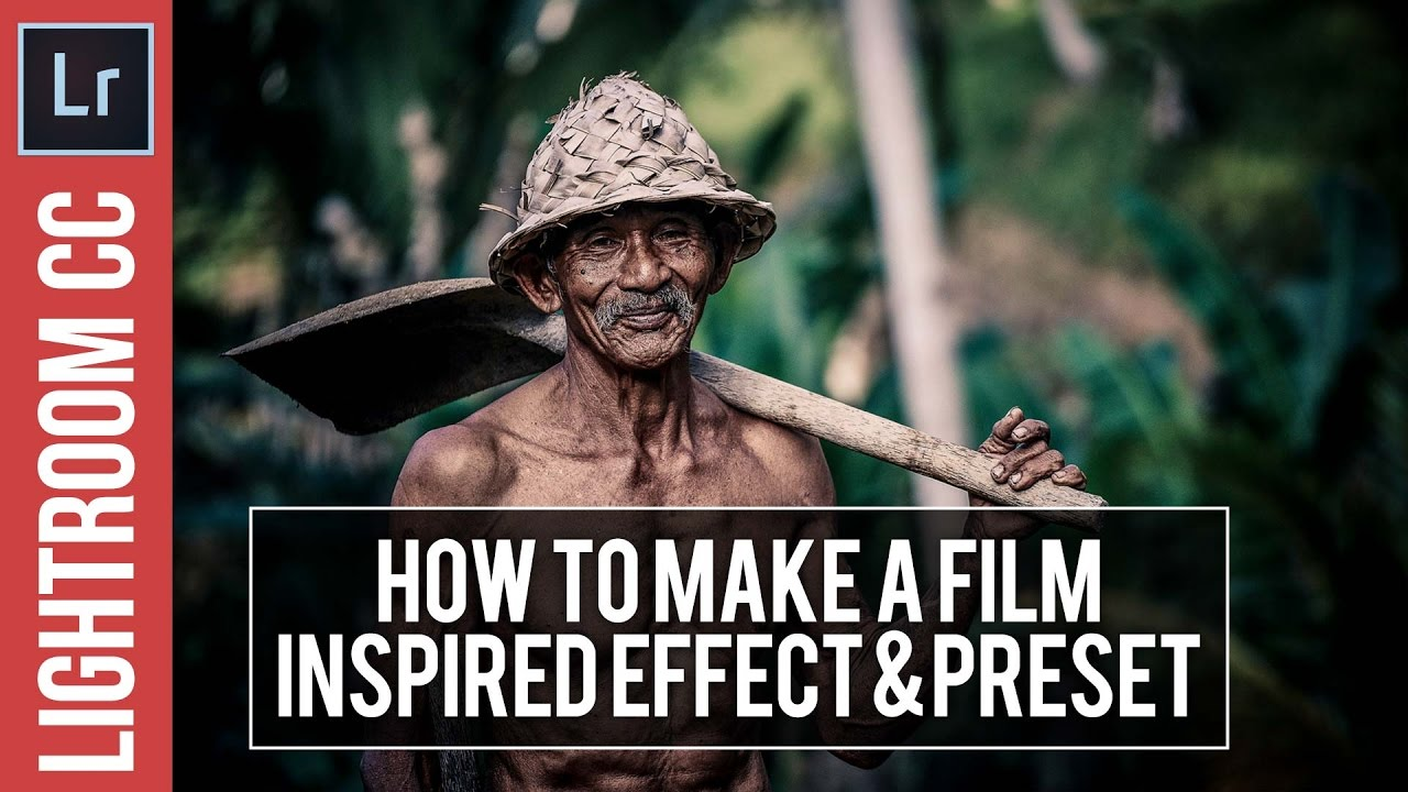 Create a Gritty Film Inspired Look in Lightroom + Free Preset