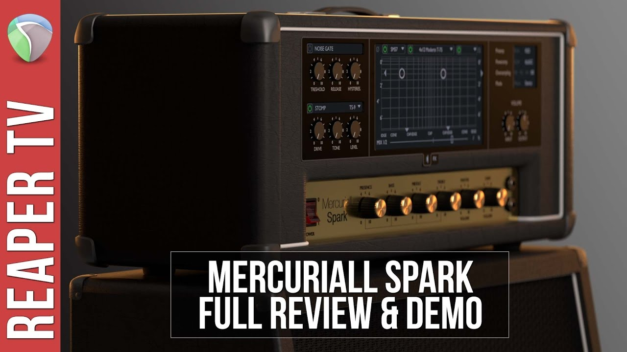 Mercuriall Spark Full Review & Demo