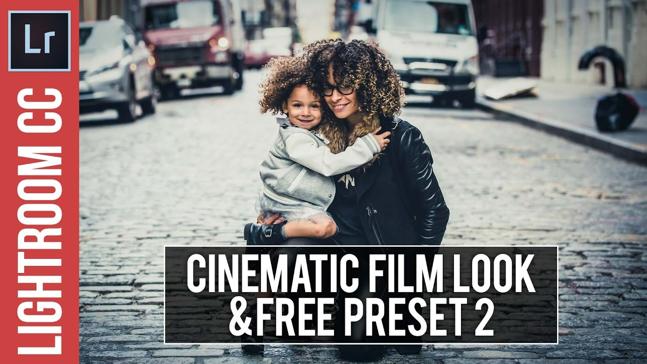 Lightroom Tutorial: Cinema Look 2 & FREE Preset