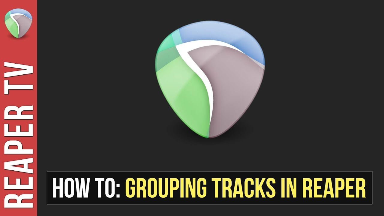 Reaper Tutorial: How To Group Track Parameters