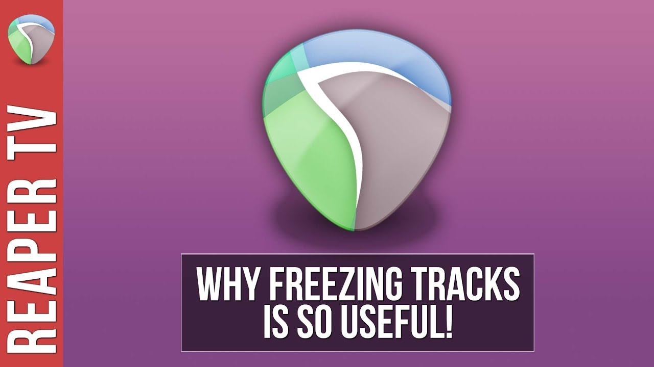 Reaper DAW: Why Freezing Tracks is So Powerful!