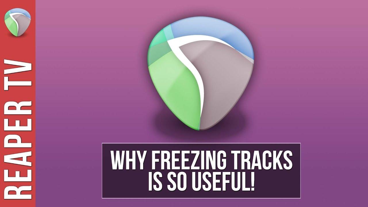 Reaper DAW: Why Freezing Tracks is So Powerful!