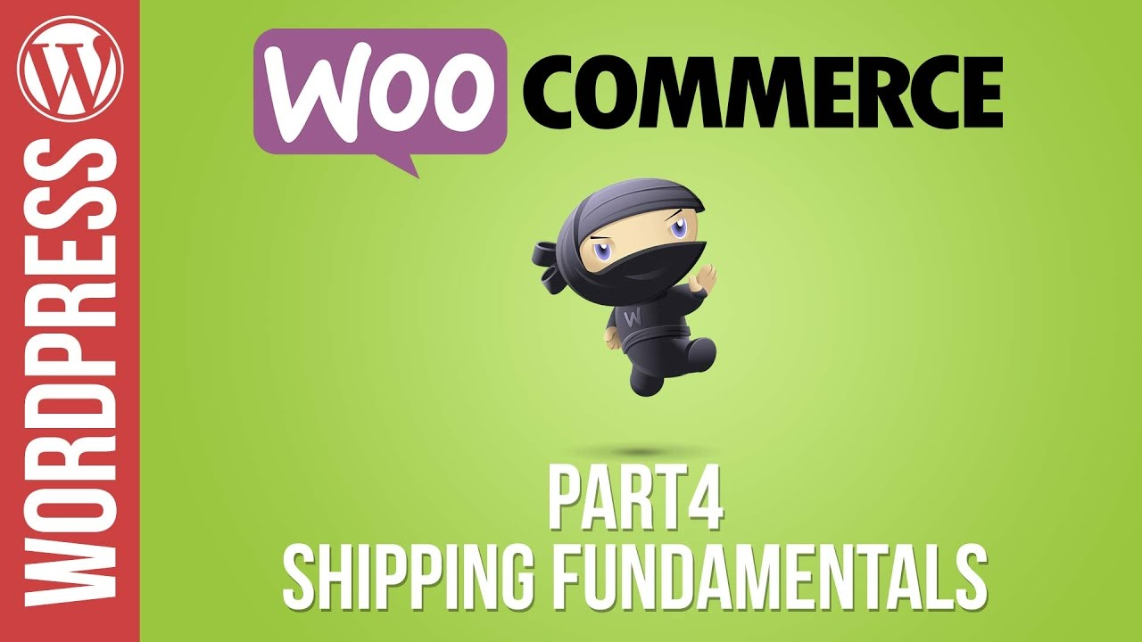 WOOCOMMERCE: How to Setup Shipping Charges