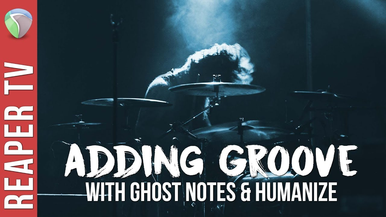 Midi Drums: Adding Groove With Ghost Notes Tutorial