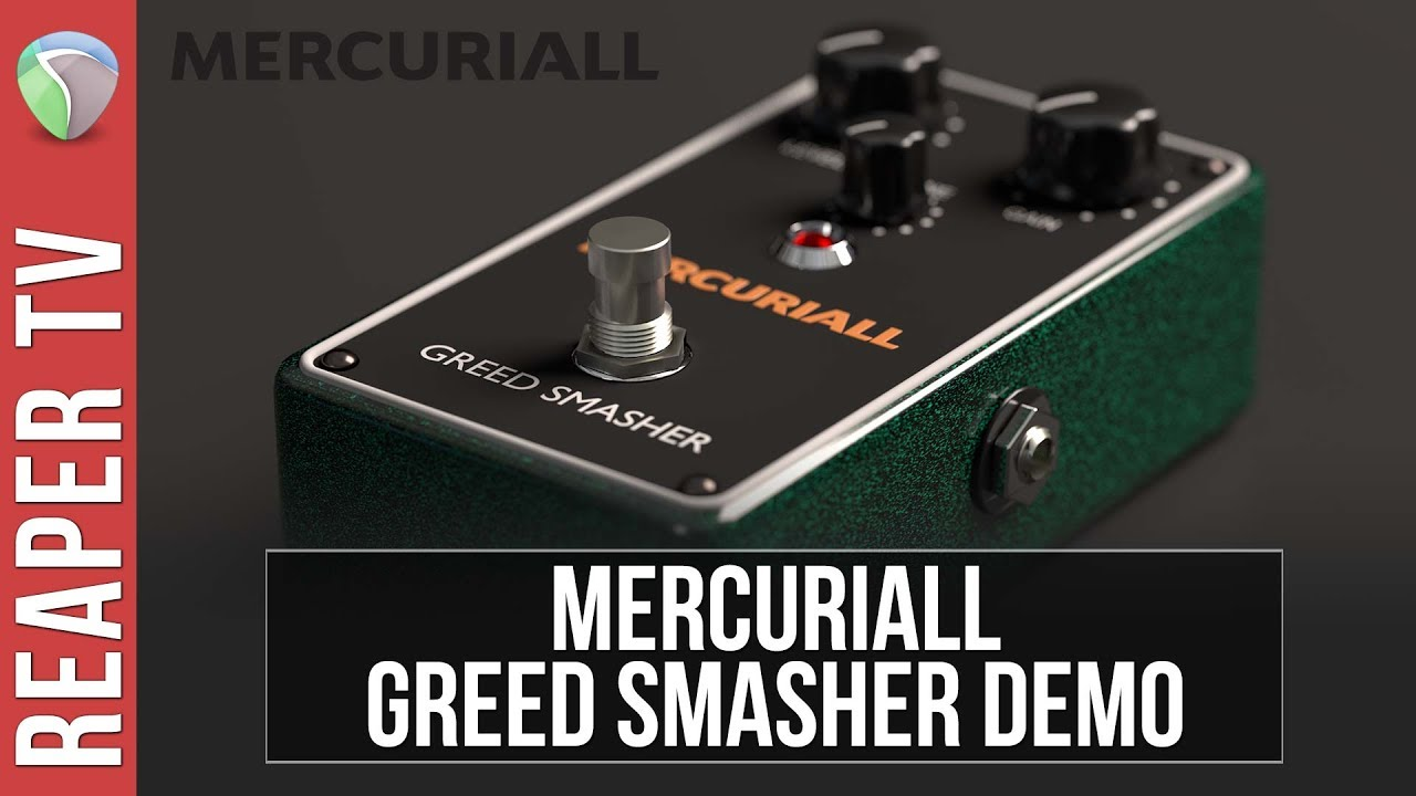 Mercuriall Greed Smasher Demo & Review