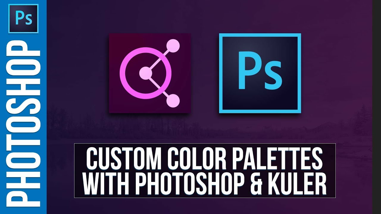 Custom Color Schemes with Photoshop & Kuler