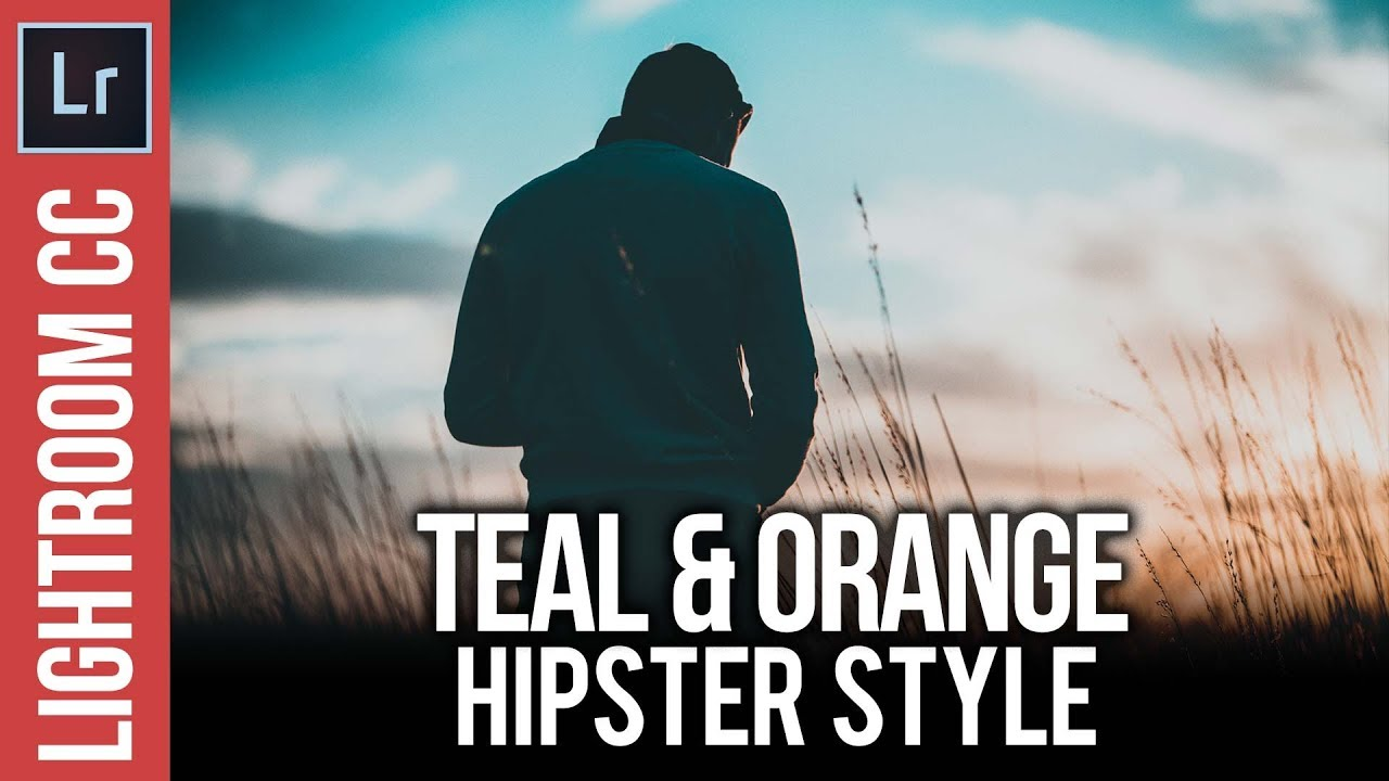 Teal & Orange Hipster Style Tutorial
