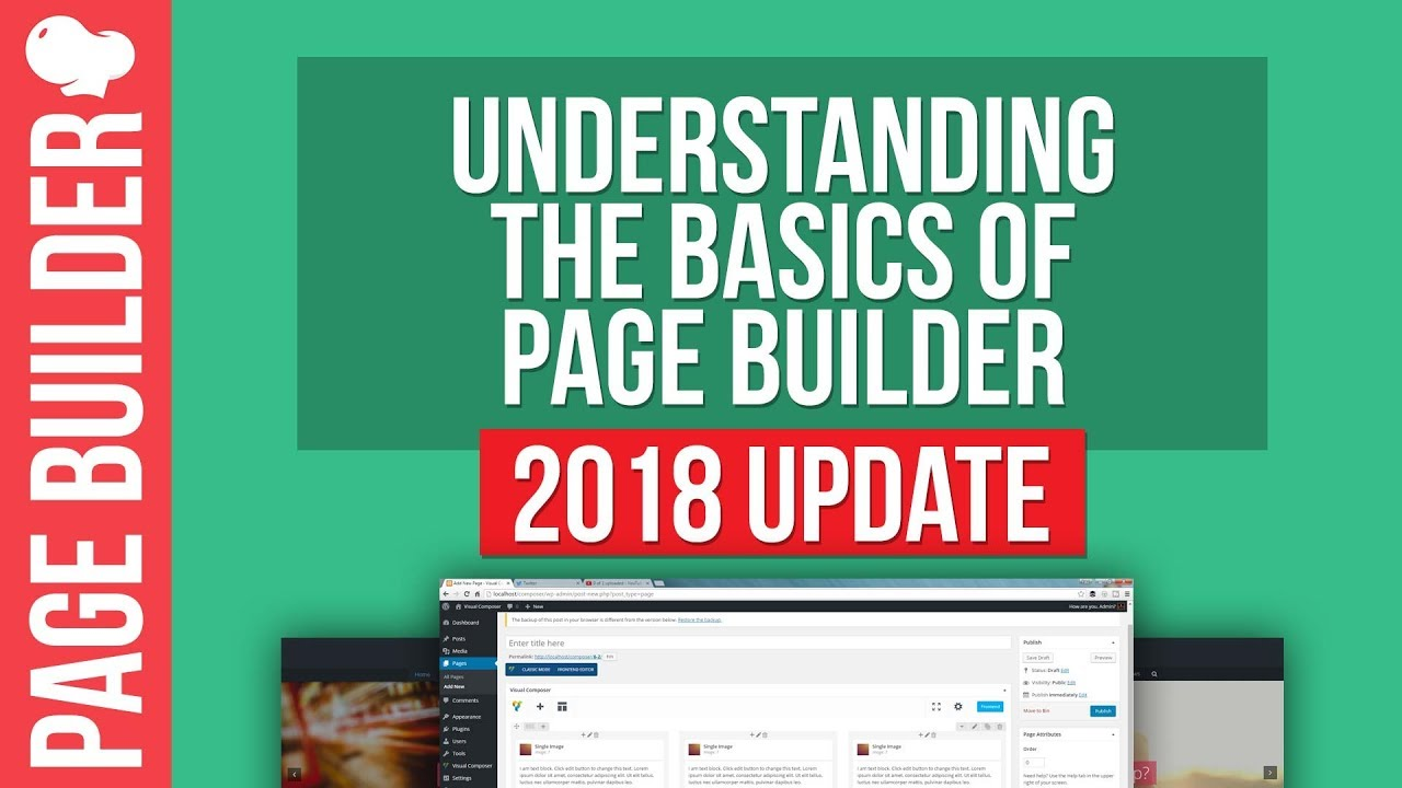 WPBakery Page Builder Beginners Guide – Formerly Visual Composer
