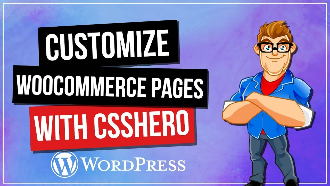 How To Customize Woocommerce Pages With CSSHero