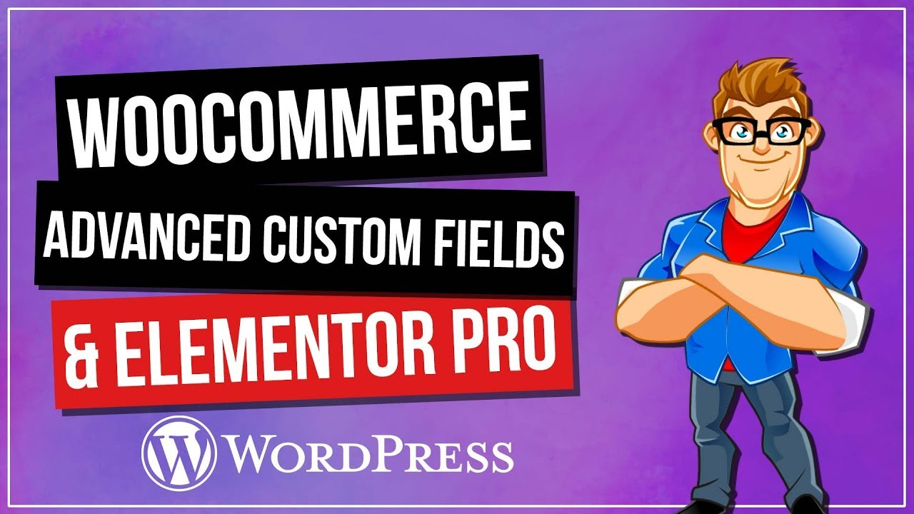 ACF WooCommerce Products Custom Product Pages | Elementor Pro