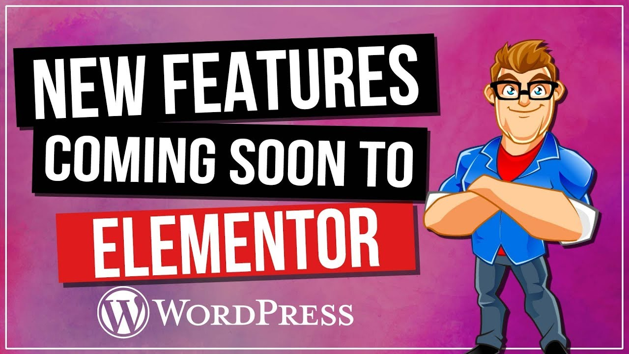 New In Elementor: The Finder, Star Rating & Font Previews