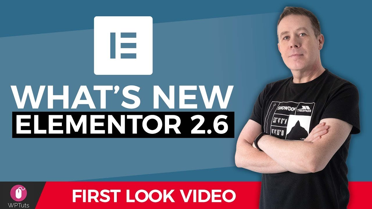 ELEMENTOR: What's New In Version2.6? – SVG Font Awesome 5 & more