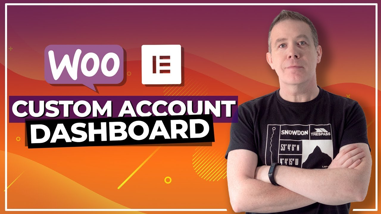 How To Customize Woocommerce Dashboard My Account Pages & More!